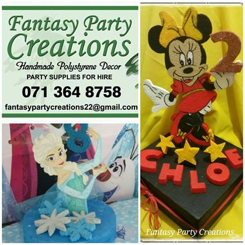 Fantasy Party Creations
