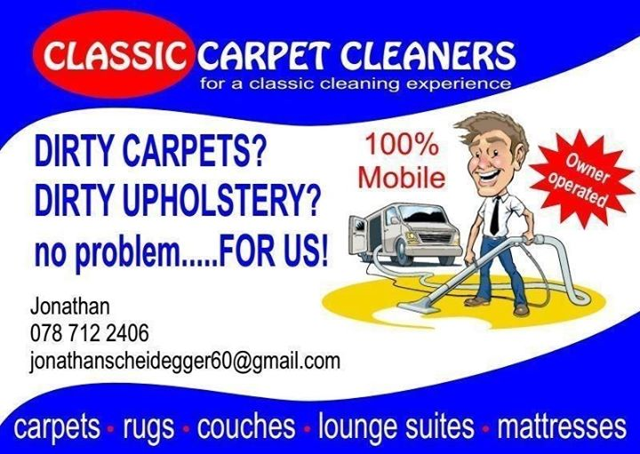 Classic Carpet Cleaners