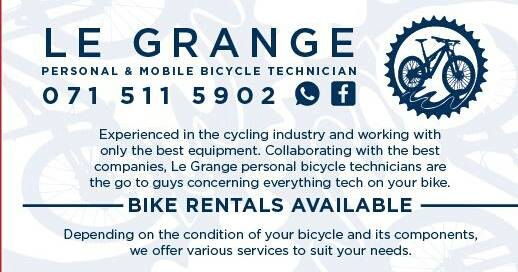 Le Grange Personal and Mobile Bicycle Technicians