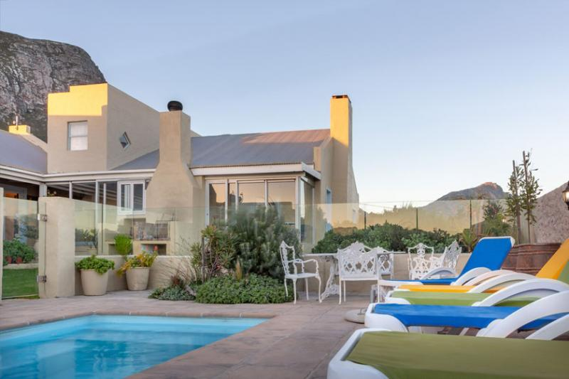 Fijnbos Lodge and Spa, Betty's Bay
